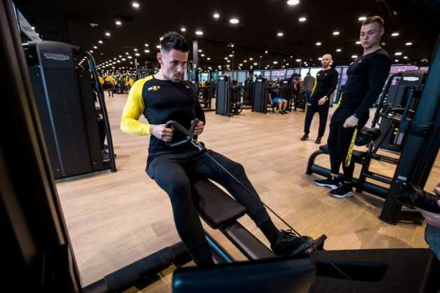 The newest fitness club in Timisoara, Nextfit, has opened at Vox Technology Park