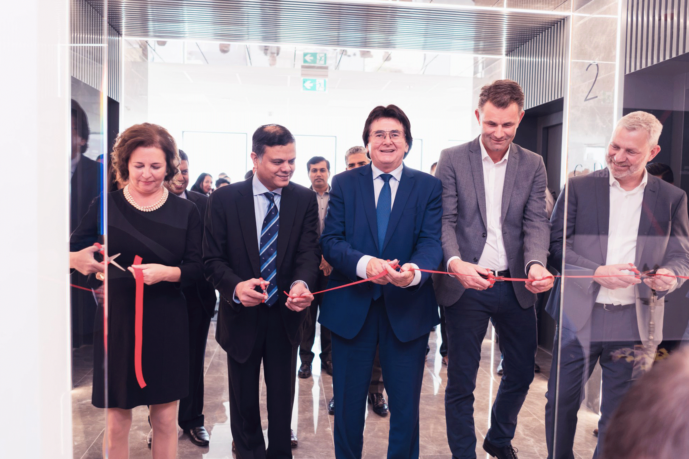 Tech Mahindra has opened in Timisoara its first development center in Romania, inside Vox Technology Park